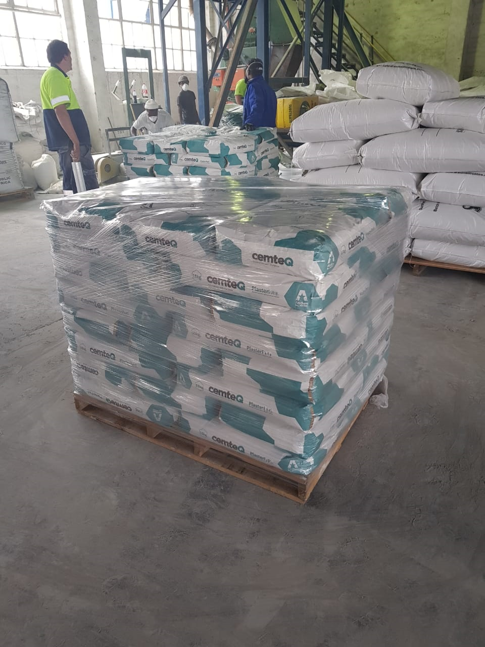 PLASTERLITE – OUR FIRST PRODUCT OFF THE LINE